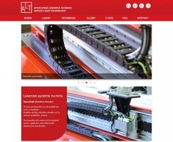 lasers.cz - reference adSYSTEM